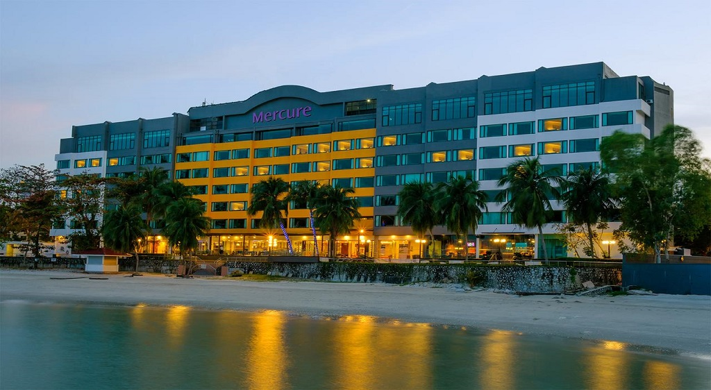 Mercure Penang Beach